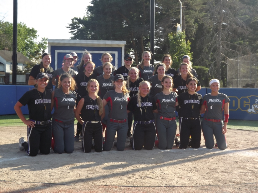 Walk-off RBI double sends the Valley Girls home with a 2nd place finish at The Notre Dame College ShowcaseTournament