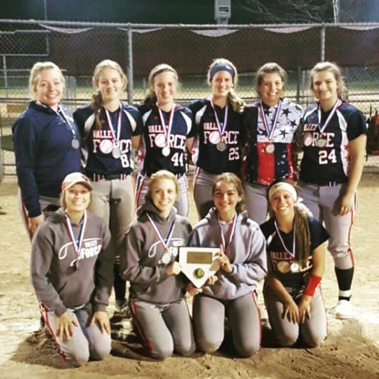 Valley Girls return to action and earn a birth to compete at the 2018 ASA/USA 16U-A Eastern NationalChampionships