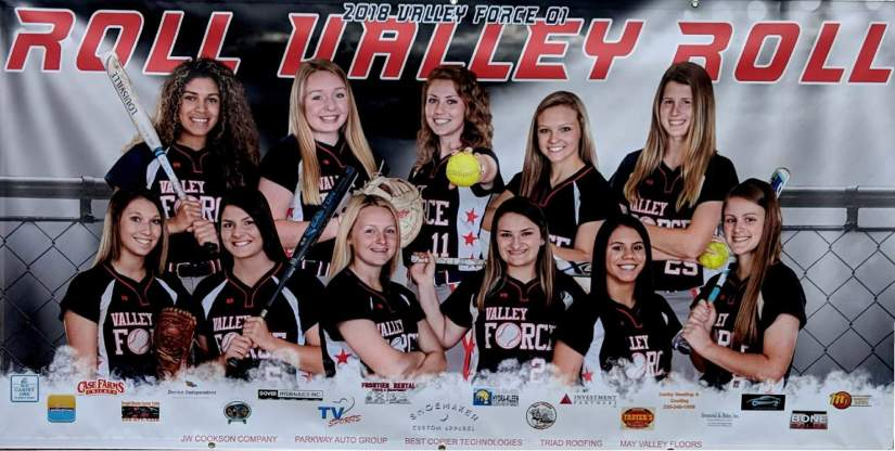 Valley's 2-0-1 pool play start was cut short due to the rainyweather